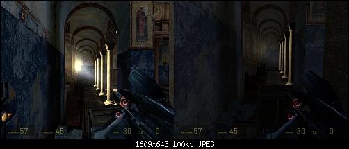 Klicke auf die Grafik für eine größere Ansicht  Name:Kirchenfenster mit und ohne HDR.jpg Hits:240 Größe:100,2 KB ID:978