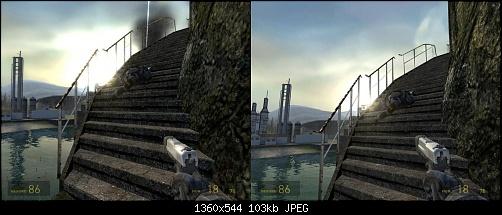 Klicke auf die Grafik für eine größere Ansicht  Name:Geländer mit und ohne HDR.jpg Hits:213 Größe:103,2 KB ID:980