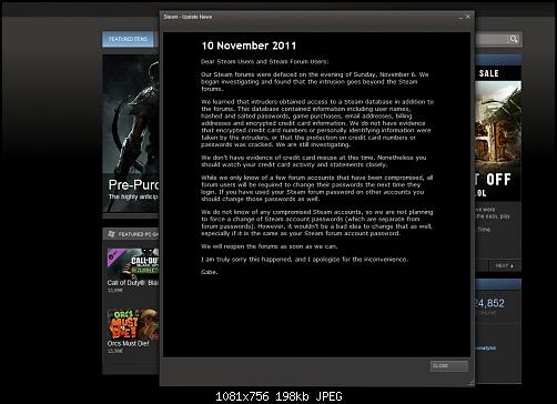 Klicke auf die Grafik für eine größere Ansicht  Name:Steam_Hack_Gabe_Newell.jpg Hits:48 Größe:197,5 KB ID:2535